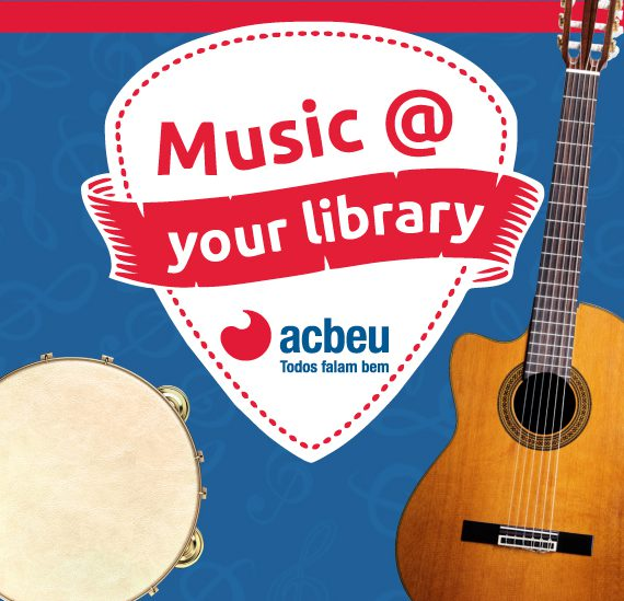 Music @ Your Library – 18 de outubro