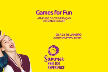 SEE | Games For Fun!