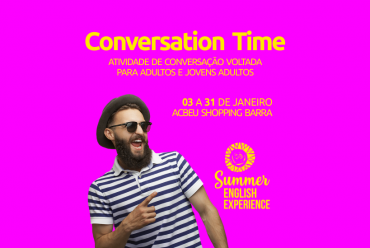 SEE | Conversation Time