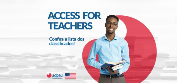 Classificados | ACCESS For Teachers 2019!