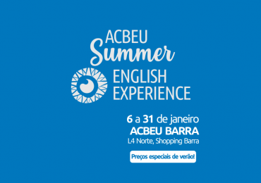 ACBEU Summer English Experience