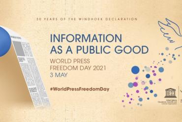 UNESCO   World Press Freedom Day 2021