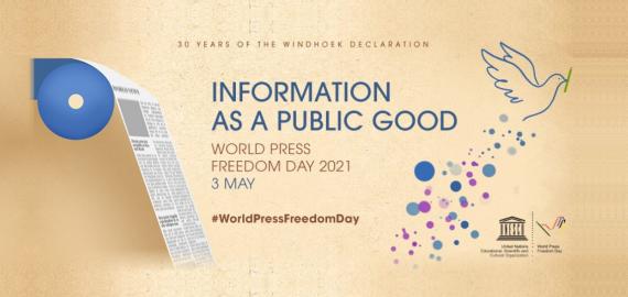 UNESCO | World Press Freedom Day 2021